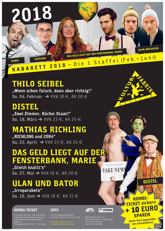 aktuelles programm kabarett comedy kulturfabrik krefeld e v. Black Bedroom Furniture Sets. Home Design Ideas
